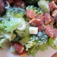 Grandma's Broccoli Salad