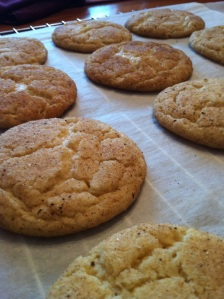 Chai-Spiced Snickerdoodles