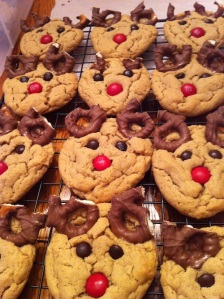 Reindeer Cookies A Seat At The Table