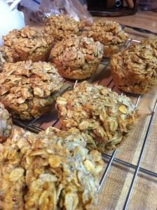 Hearty Spiced Oatcakes