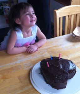 Natalie's Decadent Chocolate Cake