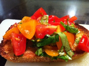 Bruschetta (A Seat at the Table)