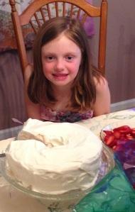 Kailey's 9th Birthday