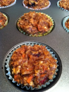 Morning Glory Muffins (Paleo)