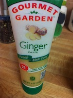 Ginger tube