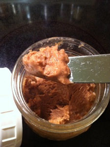 Honey-Vanilla Almond Butter (A Seat at the Table)