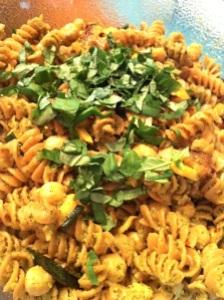 Broccoli Pesto Pasta (A Seat at the Table)