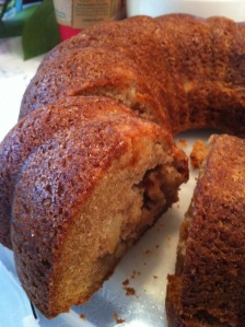 Fresh Apple Bundt (A Seat at the Table)