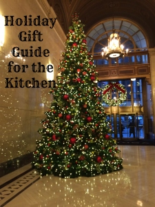 Holiday Gift Guide for the Kitchen (A Seat at the Table)